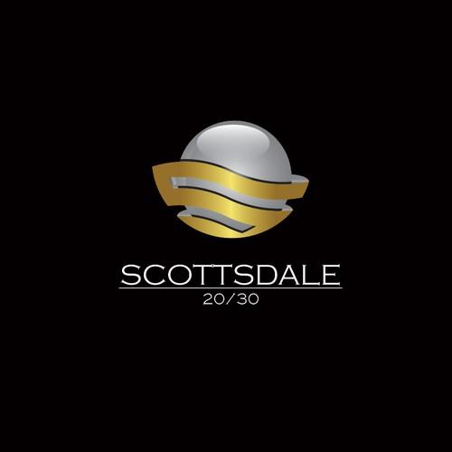 logo for Scottsdale 20/30