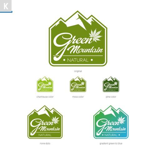 Logo for GREEN MOUNTAIN NATURAL