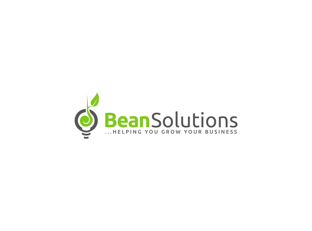 Create a fresh new logo for Bean Solutions