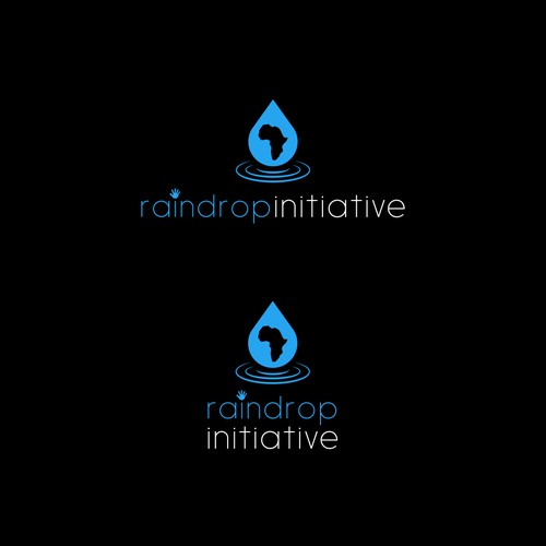 Logo for The Raindrop Initiative