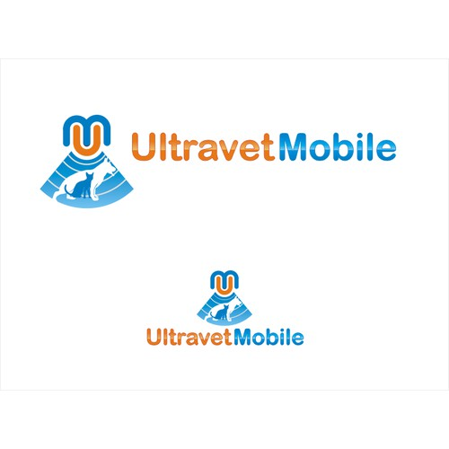 Create the next logo for Ultravet Mobile