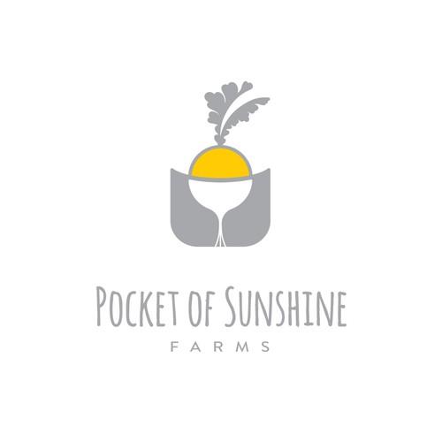 Logo for an urban farm.