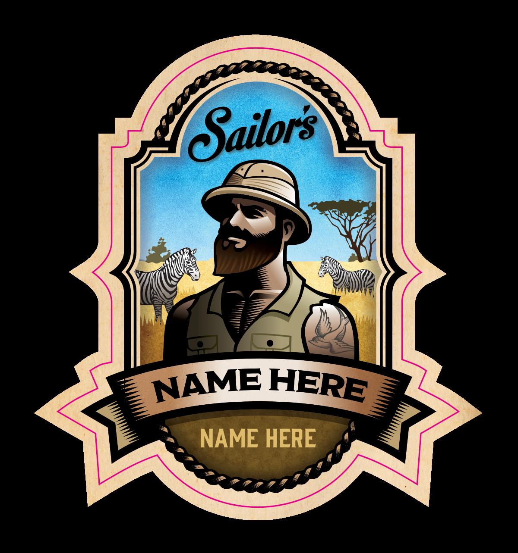 New artwork for Sailor's