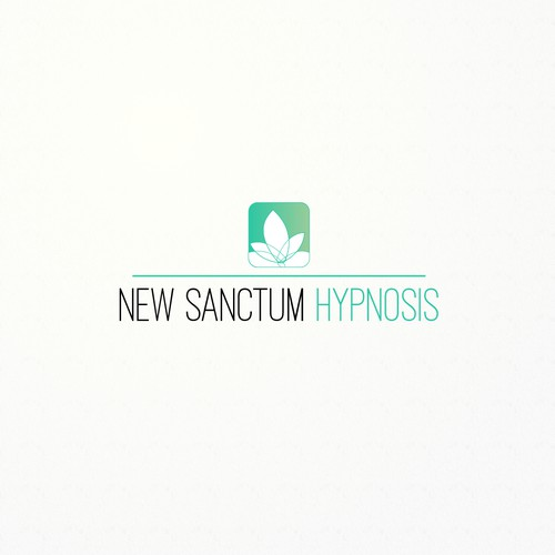 Create a logo for New Sanctum Hypnosis