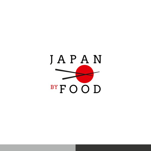 "Logo Concept ""Japan by Food"""