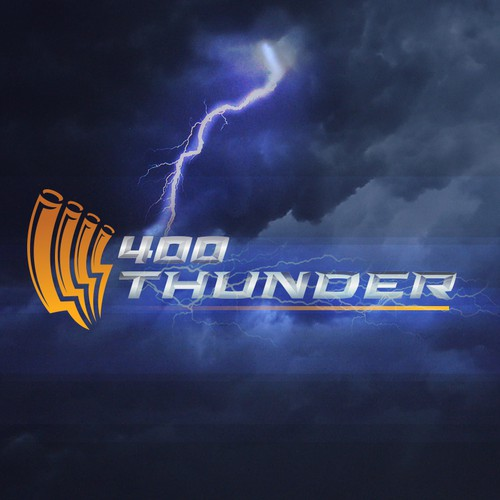 thunder exhaust logo
