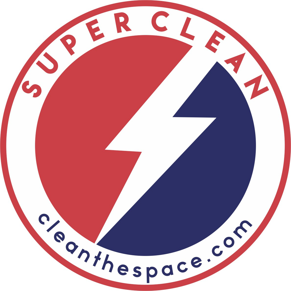 Super Hero styled logo for new company to clean the world
