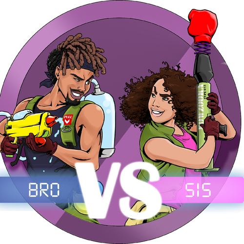 Bro vs Sis
