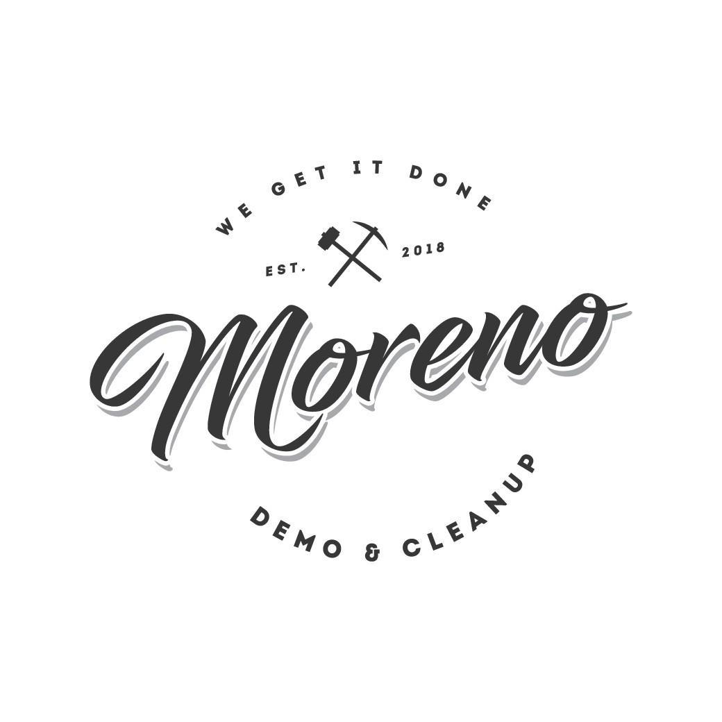 Modern fun Demolition & Cleanup logo
