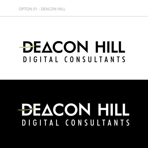 Logo Concept for Deacon Hill