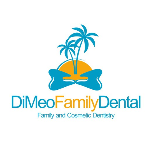 Help DiMeo Family Dental  (Family and Cosmetic Dentistry) with a new logo