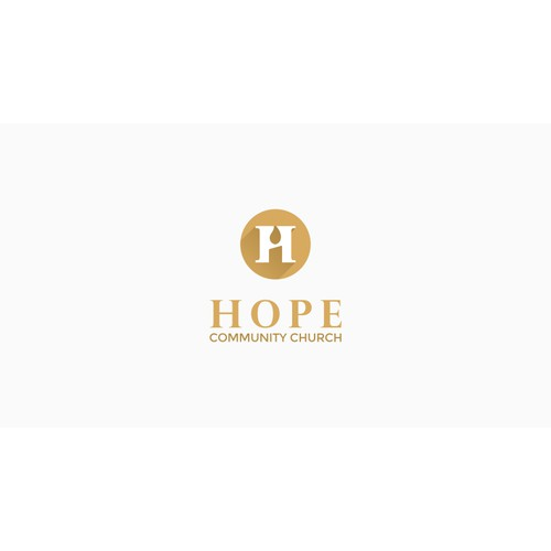 Vector Brand Logo For Hope Community Church