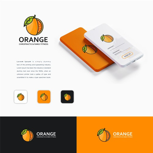 Design a logo for Chiropractic Care