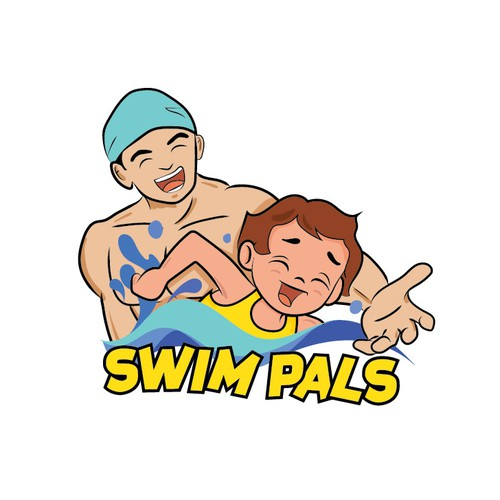 Swim Pals Logo