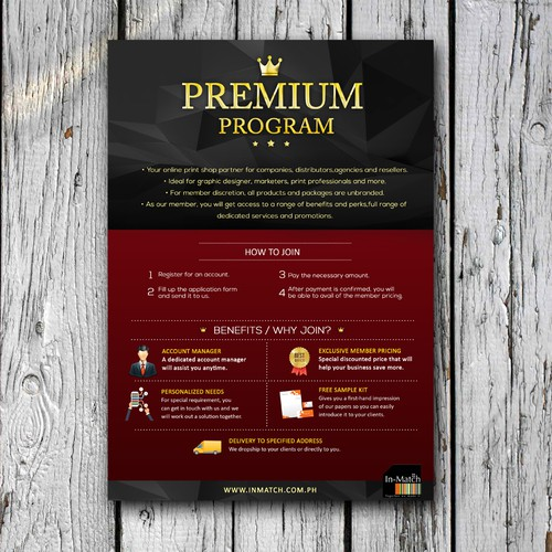 premium program