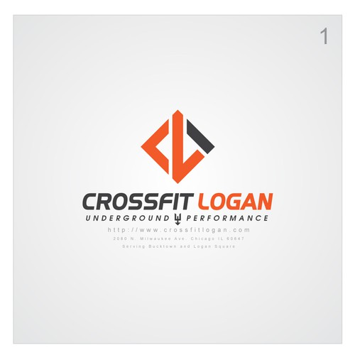 "Help ""CrossFit Logan"" OR simply ""Logan"" with a new logo"