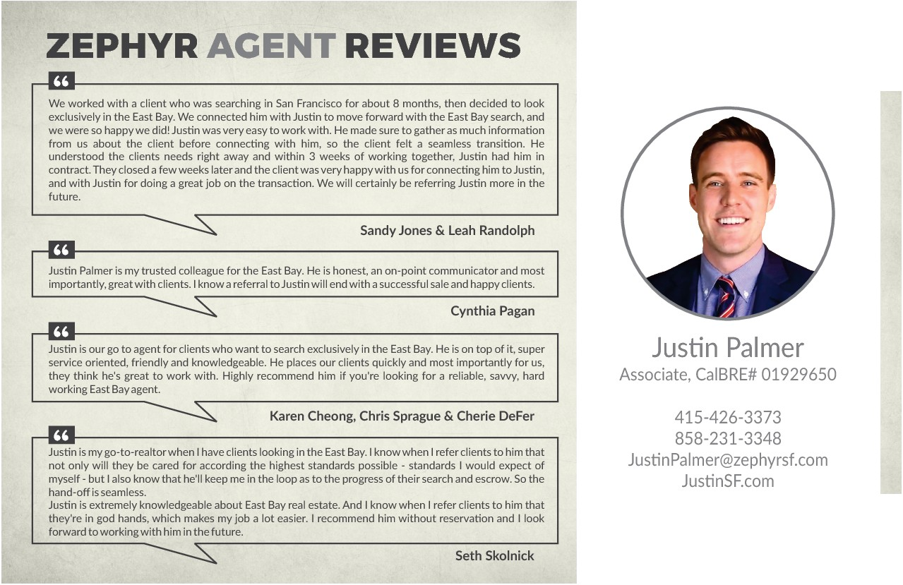 Design a chic & fun advertisement postcard for a real estate agent