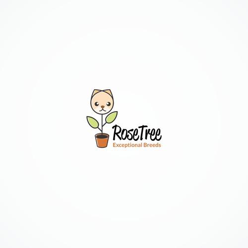 Rose Tree Dog Breeding