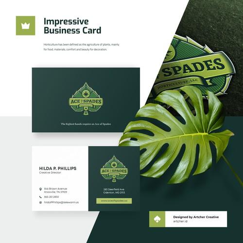 Impressive Business Card
