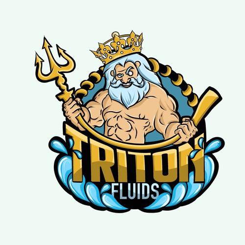 mascot TRITON