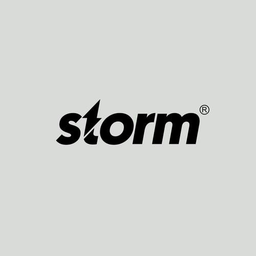 Wordmark logo for real estate firm