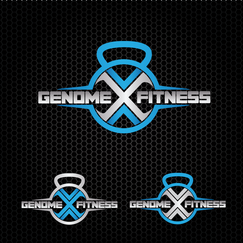 "CREATE THRILLING BRAND ""GENOME X FITNESS"" PERSONAL/GROUP TRAINING"