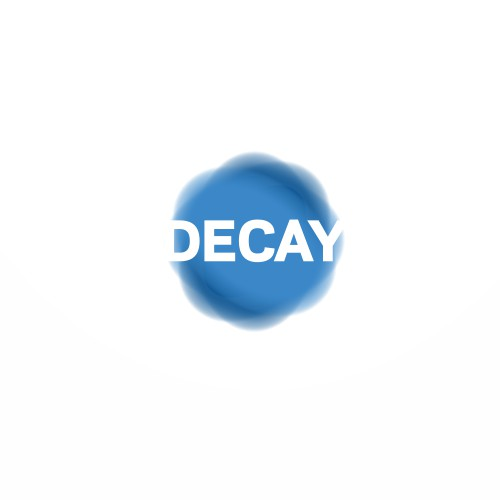Logo for Decay