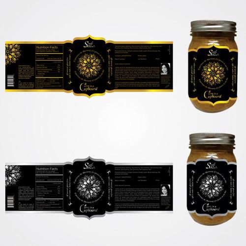 SIMPLY SUNKARA'S curry in a cupboard!