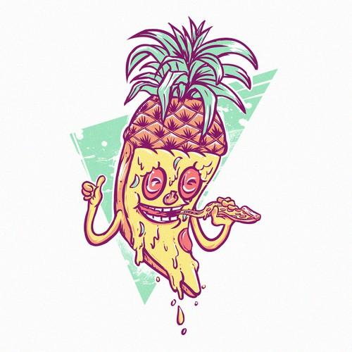 Pineapple-Pizza-Love