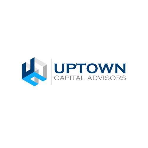 Uptown Capital - Texas Investment Firm Logo Challenge