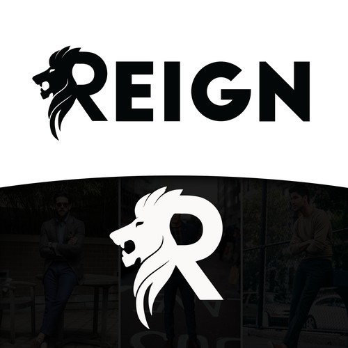 Powerful logo design for clothing brand Reign