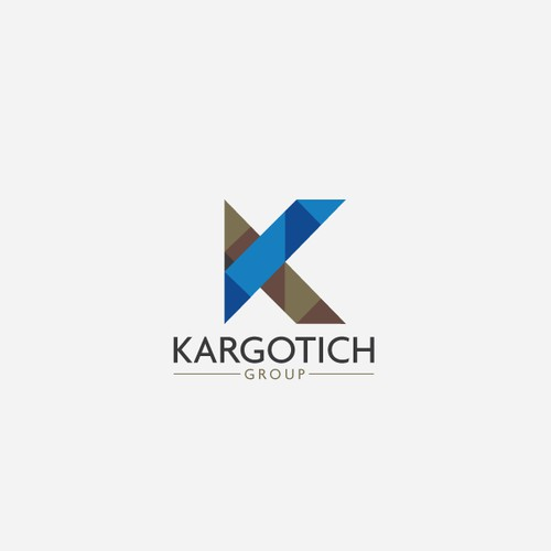 "Create a modern but classy logo for a property investment company called ""Kargotich Group"""