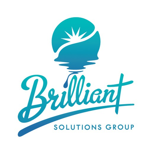 Brilliance Logo Concept for Brilliant Solutions Group
