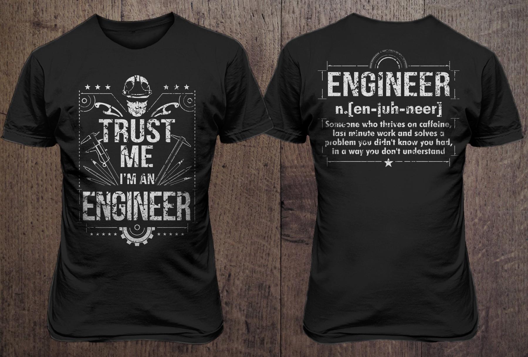 Engineer T-Shirt - Winner Guaranteed