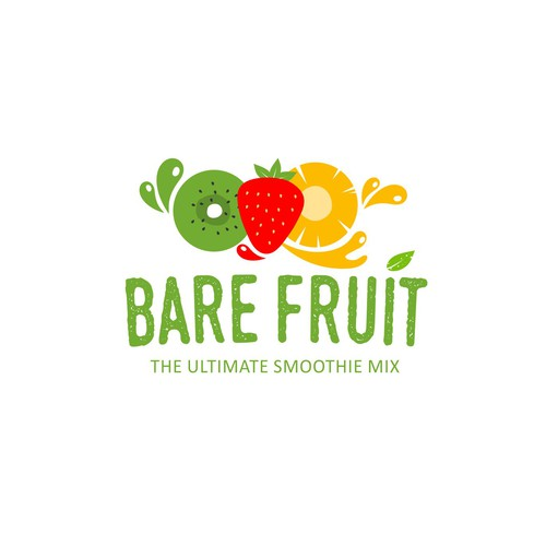 Bare Fruit smoothie mix