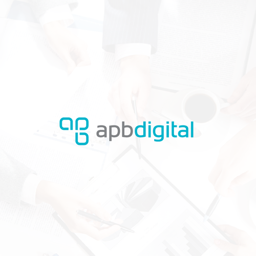 logo design for APB Digital