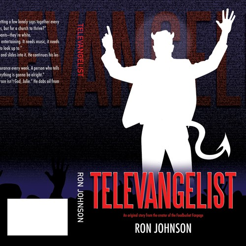 Televangelist Book Cover