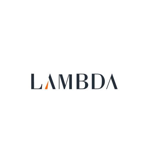 Logo for Lambda