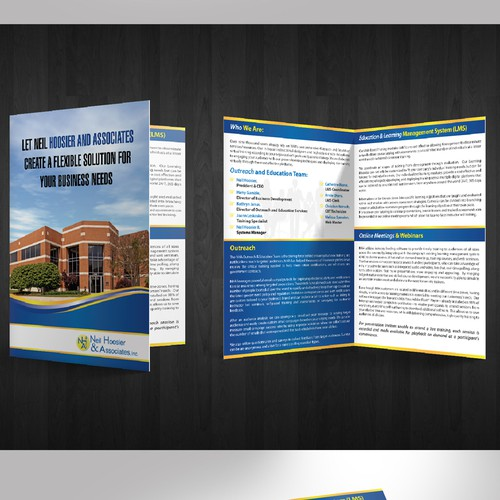 Outreach and Education Brochure