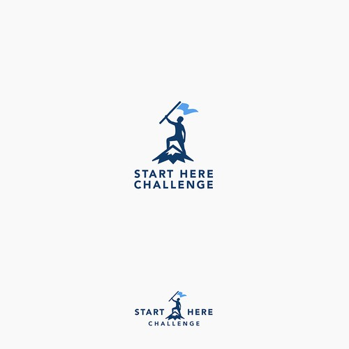 bold logo for Simple, quick, 30 day goal motivator that fits in your pocket!