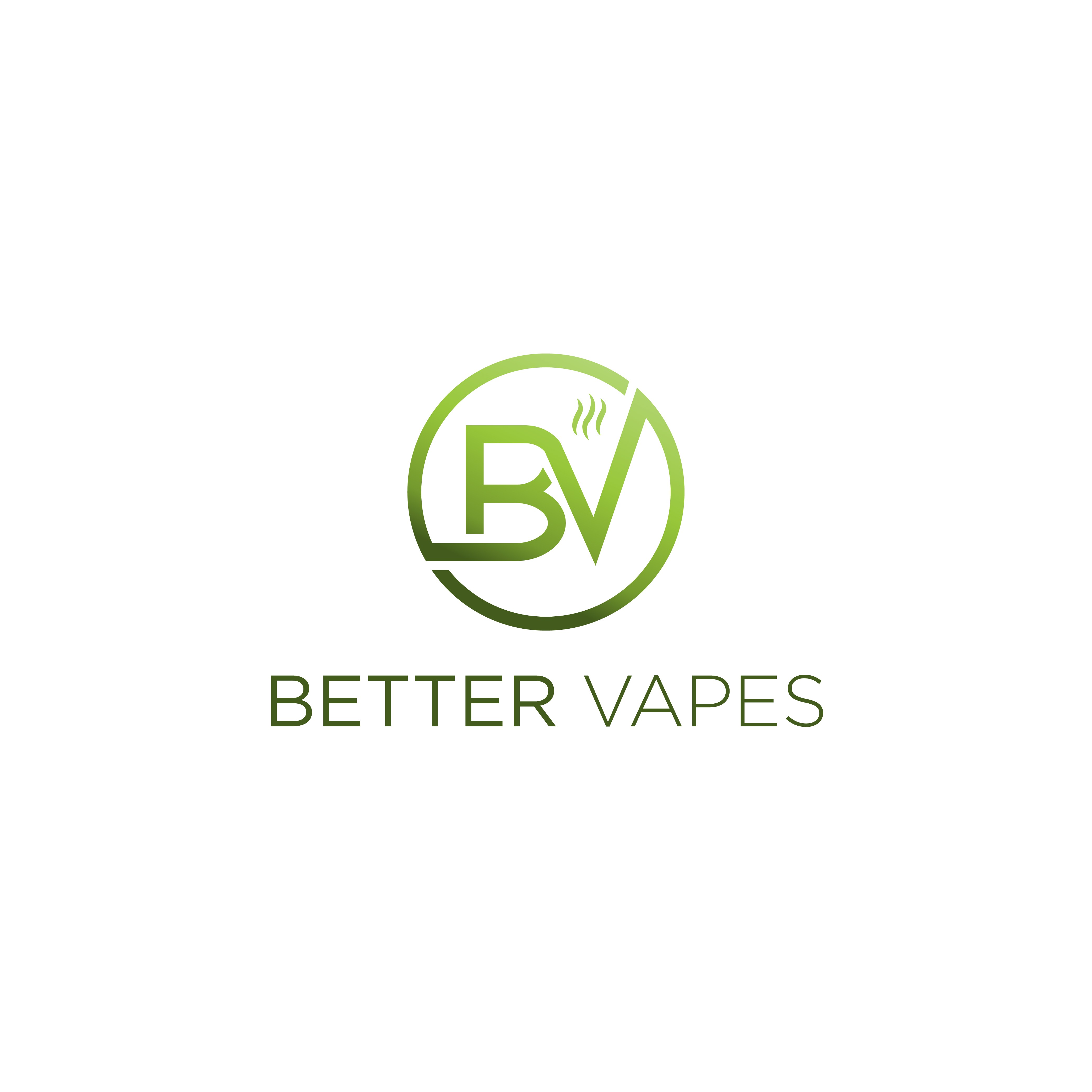 Design an exciting logo for fast growing vape shop