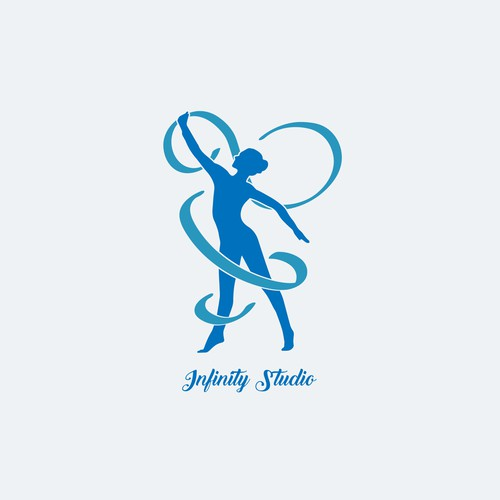 Logo for 'Infinity Studio'