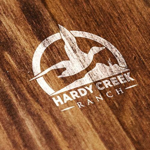 Hardy Creek Ranch Logo