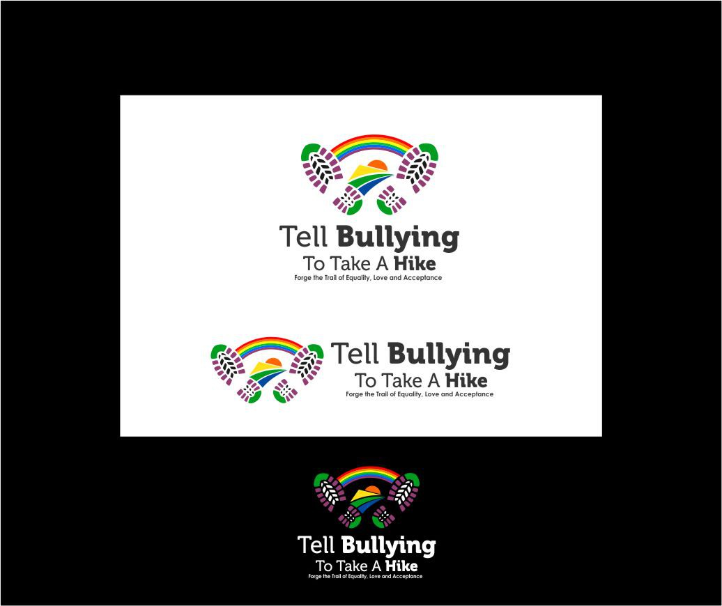 logo for Tell Bullying To Take A Hike