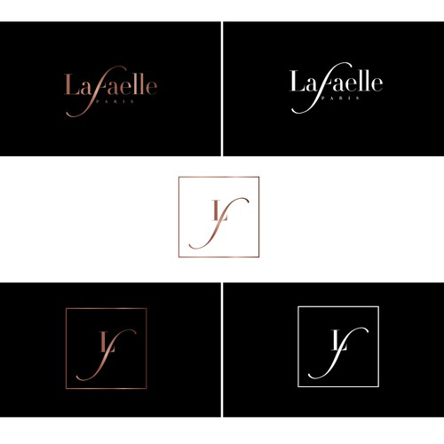 Logo design for a lipstick company