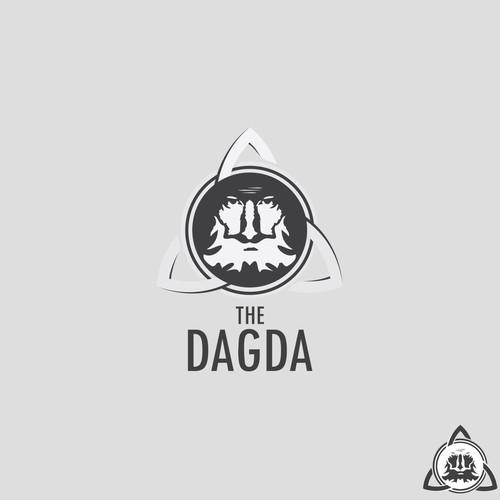 Logo design for The Dagda