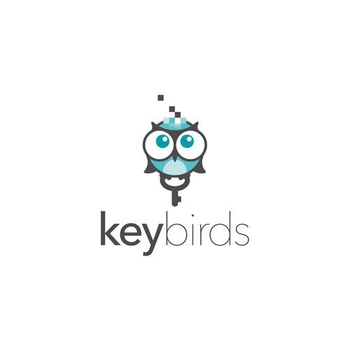 Logo Keybirds