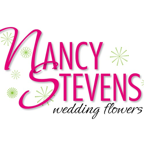Logo needed for upscale modern wedding florist