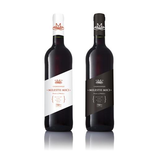 Label Design Wine Company