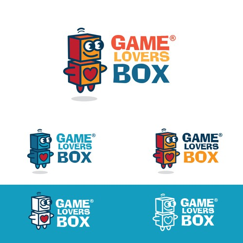 Game lovers box
